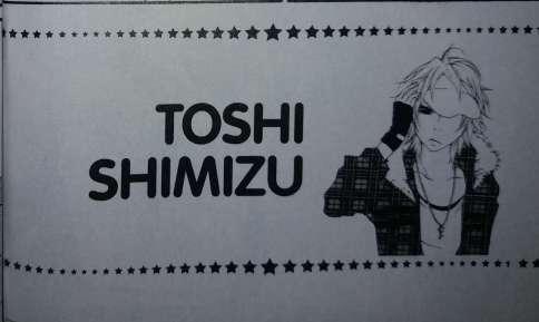 Chapitre 74 Toshi